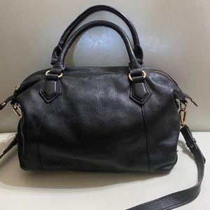 Ora Delphine Leather Satchel Bag